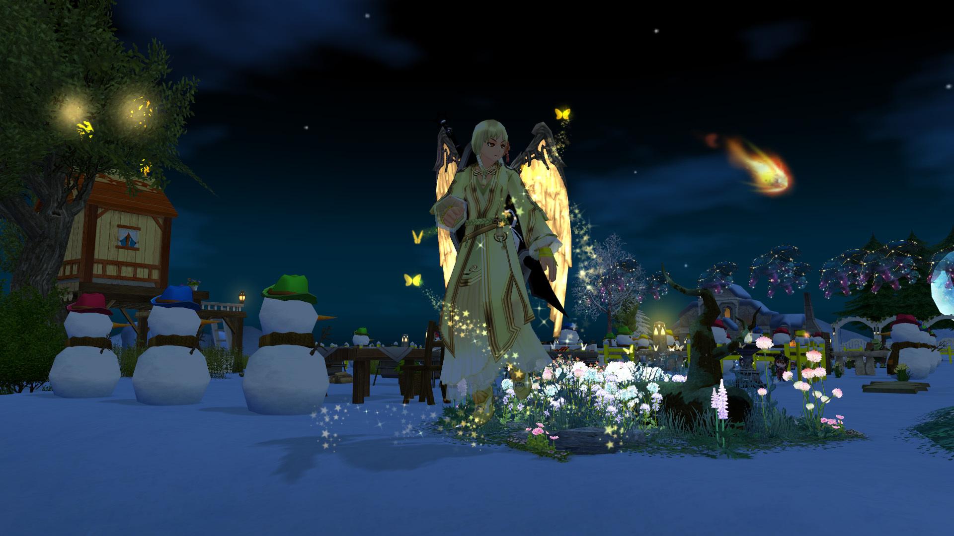 奇妙な森の妖精衣装・女性用2