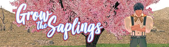 北米ハーモンの桜の木・バナー