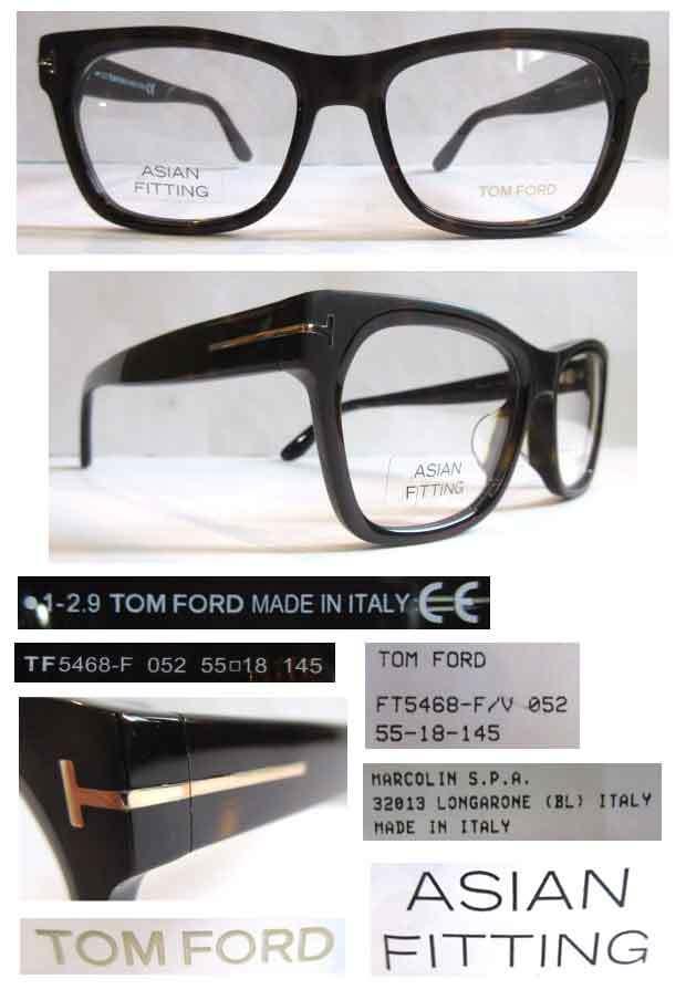 トムフォード TF5468 F 052