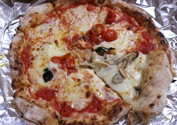 ピザ 1 2 5 5