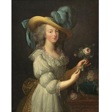 マリー・アントワネット肖像画