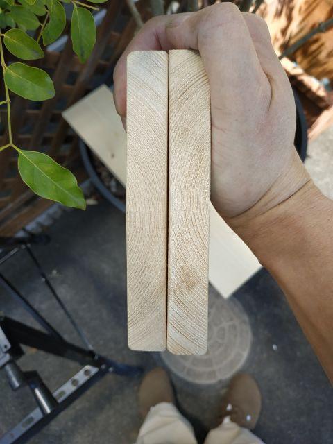 木材 反り