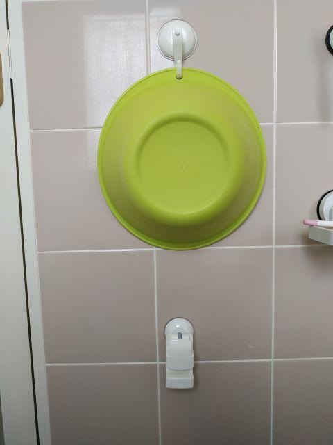 お風呂 椅子 壁