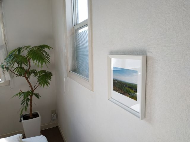 壁の穴 DIY