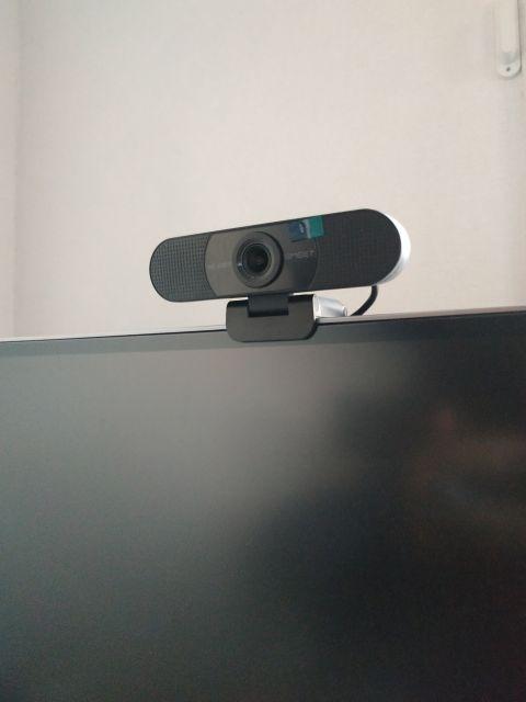 HD WEBCVAM EMEET C960