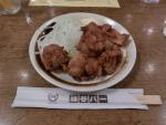 食:浅草:神谷バー:鳥からあげ