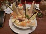 食:新宿:コーヒー西武:プリンアラモード
