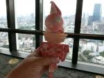 東京タワー:ソフトクリーム