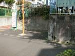 武蔵関:スケバン刑事ロケ地:梁山高校近く:恐車七人衆に西脇がやられた場所