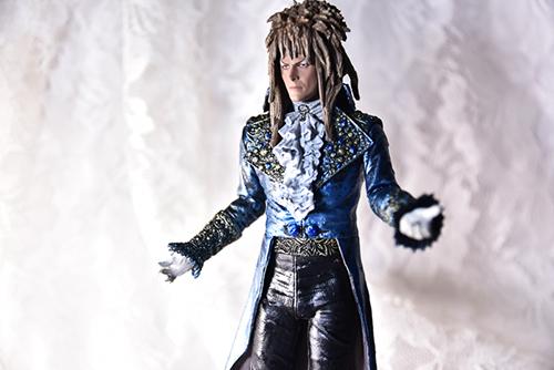 ツバキアキラが撮った、McFarlane Toys、ラビリンス 魔王の迷宮、魔王ジャレス。ボールルームでの舞踏会をイメージして撮影しました。
