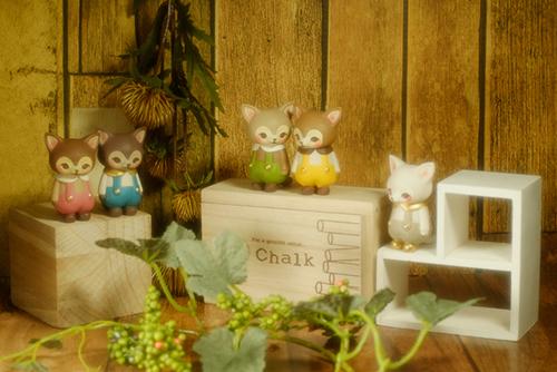 ツバキアキラが撮った、VAG20・KITTY MORRIS。つのが生える前の子猫ちゃんみたいです。