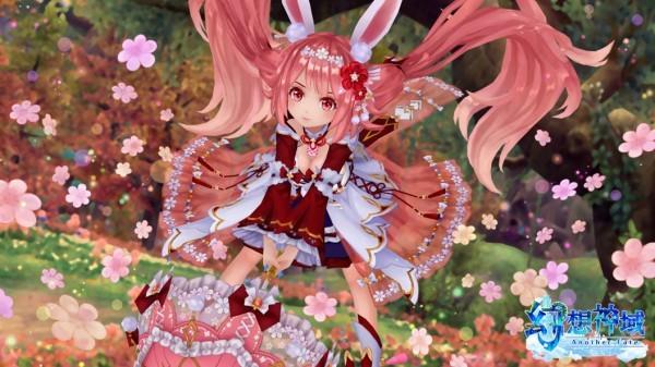 基本無料のアニメチックファンタジーオンラインゲーム『幻想神域』 新幻神「悪戯好きの白兎・イナバ」が新登場だ