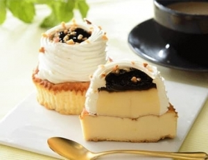 マウントプリンバスチー -バスク風チーズケーキ