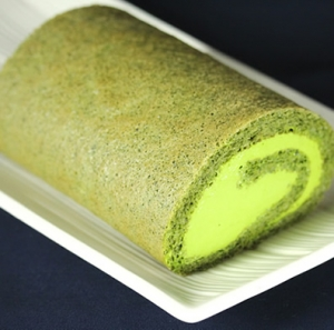 低糖質ロールケーキ(抹茶)
