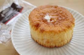 ケーキ仕立てのチーズクリームパン