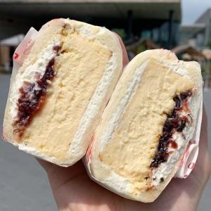 バスクチーズケーキサンド2