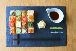 モザイク押寿司