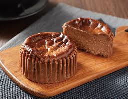 ローソン バスク風ショコラチーズケーキ
