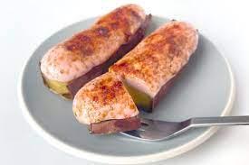 ぷっくり焼き芋クレームブリュレ