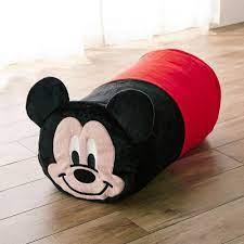 抱き枕になる布団収納袋