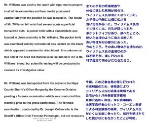 Full Statement for Robin Williams2-4 日本語訳