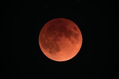 皆既月食_写真