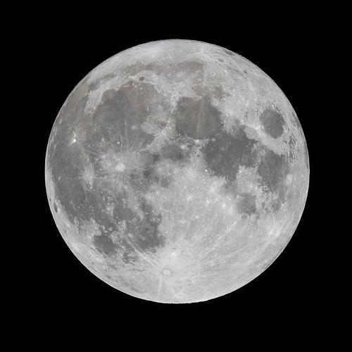 皆既月食_満月