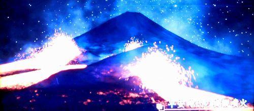 災害_富士山
