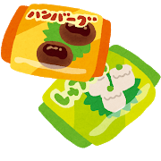 災害_冷凍食品
