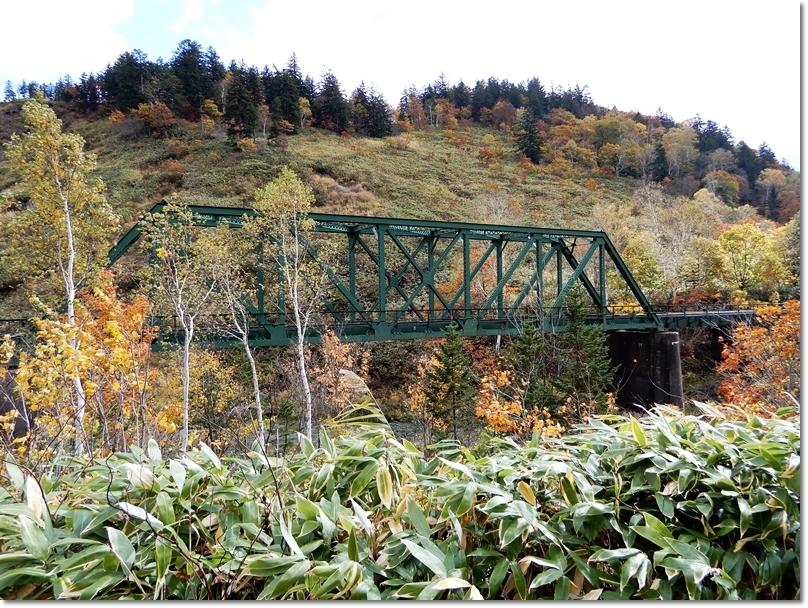 ポンコタン鉄橋