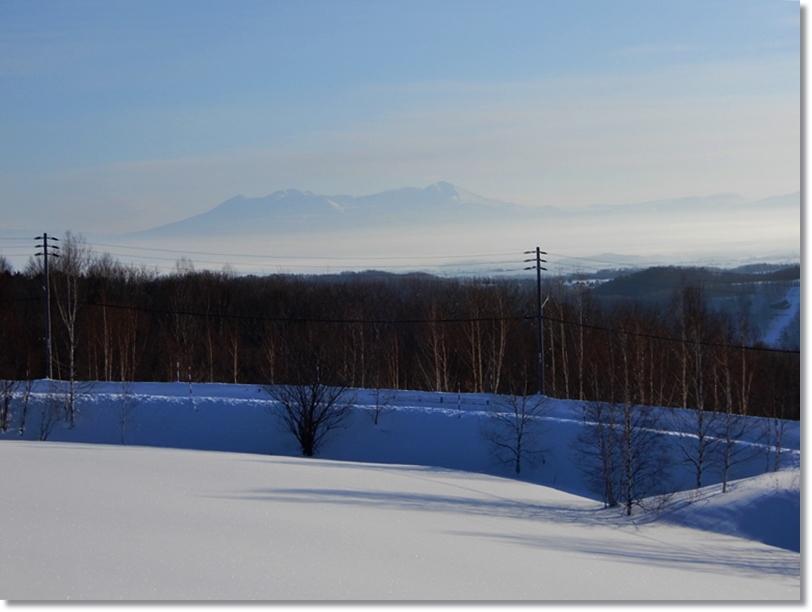 大雪山連峰