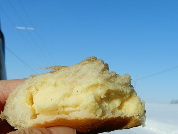 濃厚クリームパン