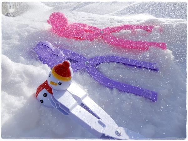 雪だるま制作機