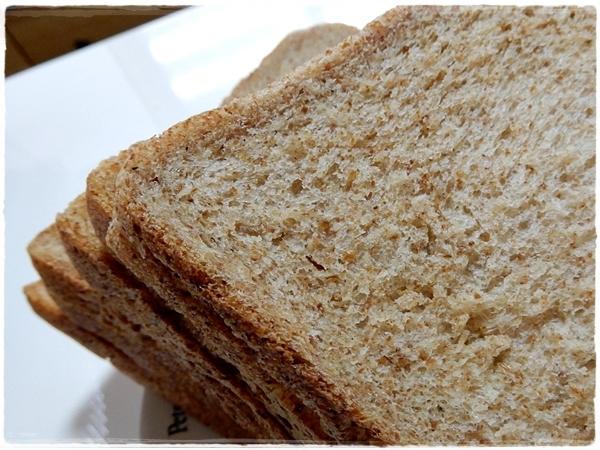 小麦胚芽入り食パン
