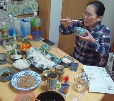 2019新蕎麦パーティー