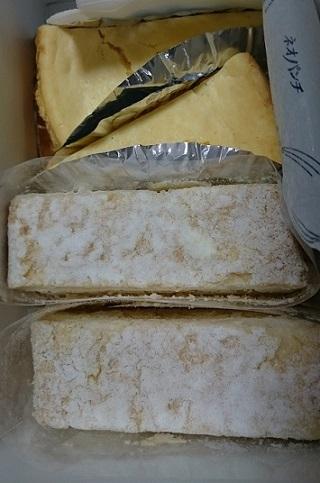 2020しーみー、チーズケーキとミルフイーユ