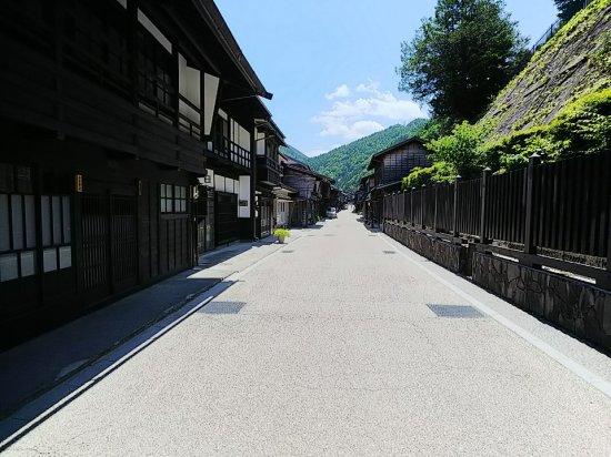 20藪原奈良井5