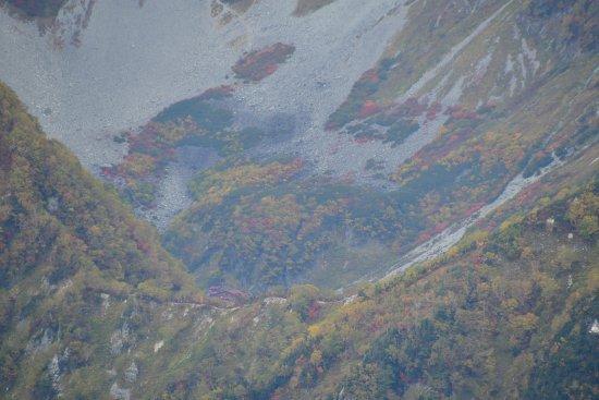 蝶ヶ岳、大滝山06