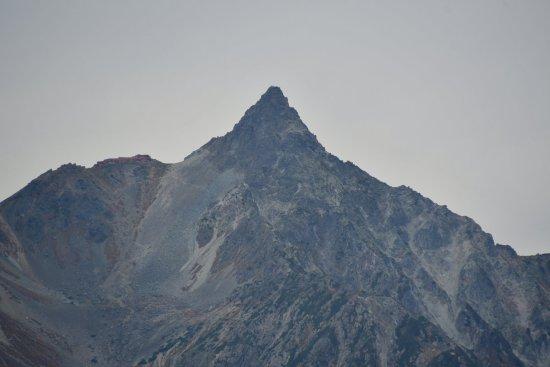 蝶ヶ岳、大滝山08