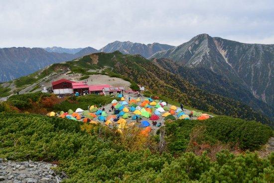 蝶ヶ岳、大滝山19