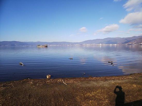 諏訪湖一周1