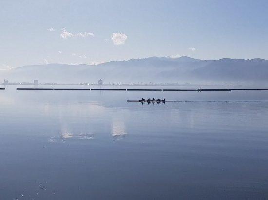 諏訪湖一周3