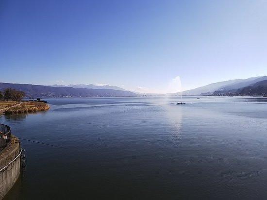 諏訪湖一周7