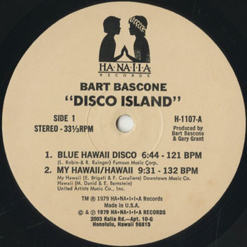 BART BASCONE Disco Island_20200328