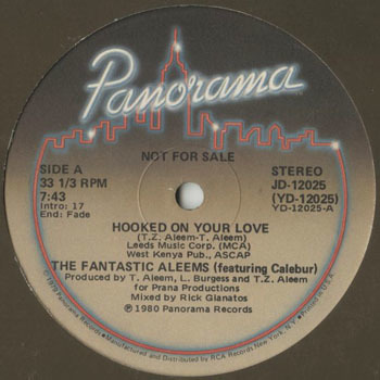 FANTASTIC ALEEMS Hooked On Your Love_20200328
