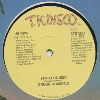 GREGG DIAMOND  Star Cruiser_20200328