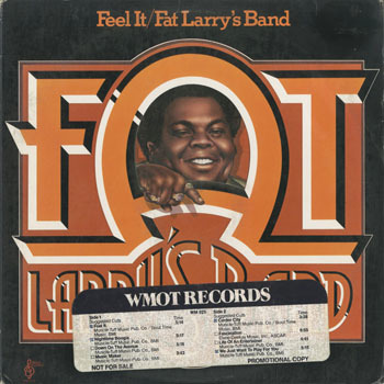 FAT LARRYS BAND Feel It_20200405