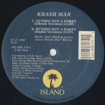 KRASH MAN Nuthin But A Party_20200410