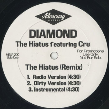 DIAMOND The Hiatus Remix _20200428