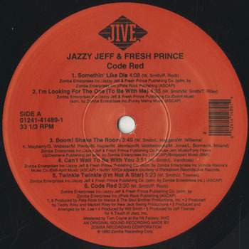 JAZZY JEFF and FRESH PRINCE Code Red_20200428